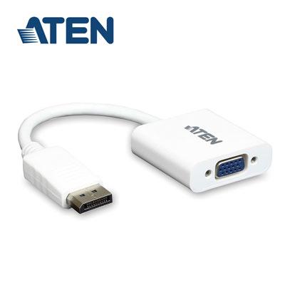 ATEN DisplayPort 轉 VGA主動式轉接器(VC925)