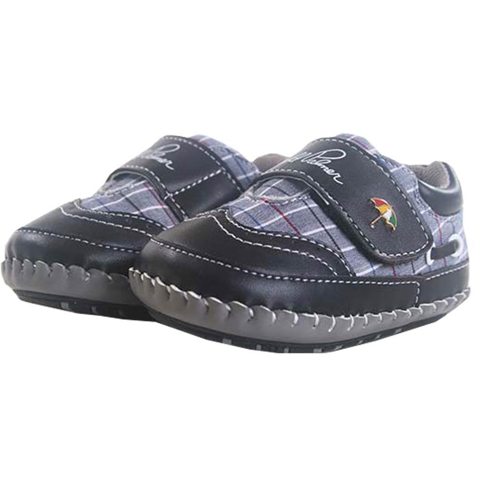 魔法Baby阿諾帕瑪專櫃款真皮中底寶寶鞋 sh7742