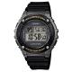CASIO-元氣數位美學實用必備休閒錶-W-216