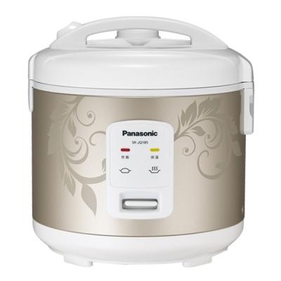 Panasonic國際牌10人份機械式電子鍋 SR-JQ185
