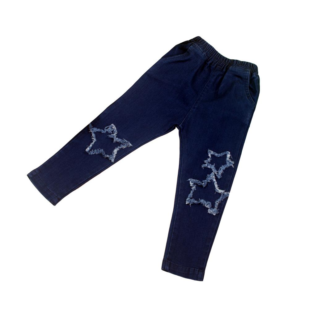 魔法Baby 女童牛仔褲 k38996