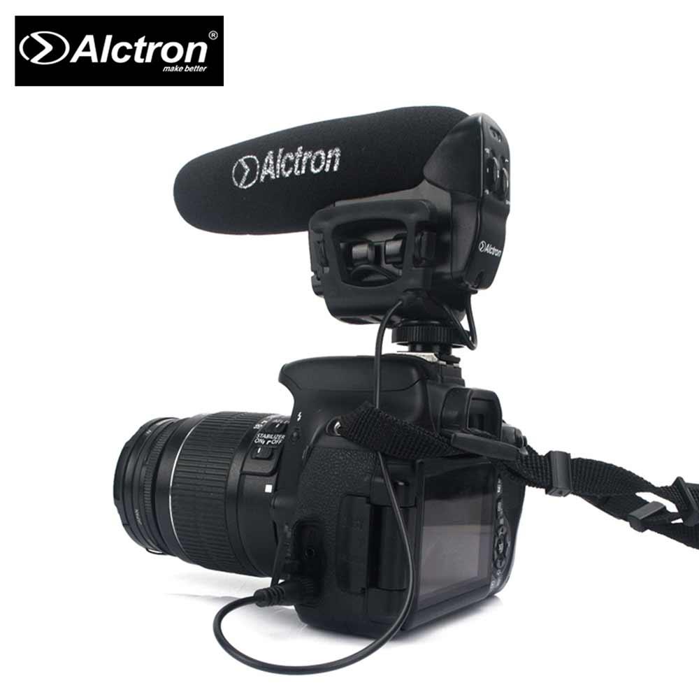 ALCTRON VM-6 專業攝影收音麥克風
