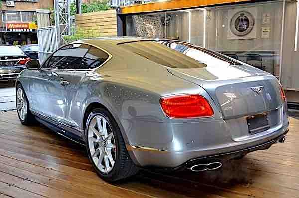 Bentley Continental GT S 總代理