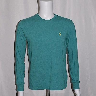 Ralph Lauren 長袖 T恤 素面 藍色 325