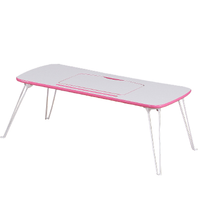 【繽紛】三段式升降用途(餐)桌~粉色