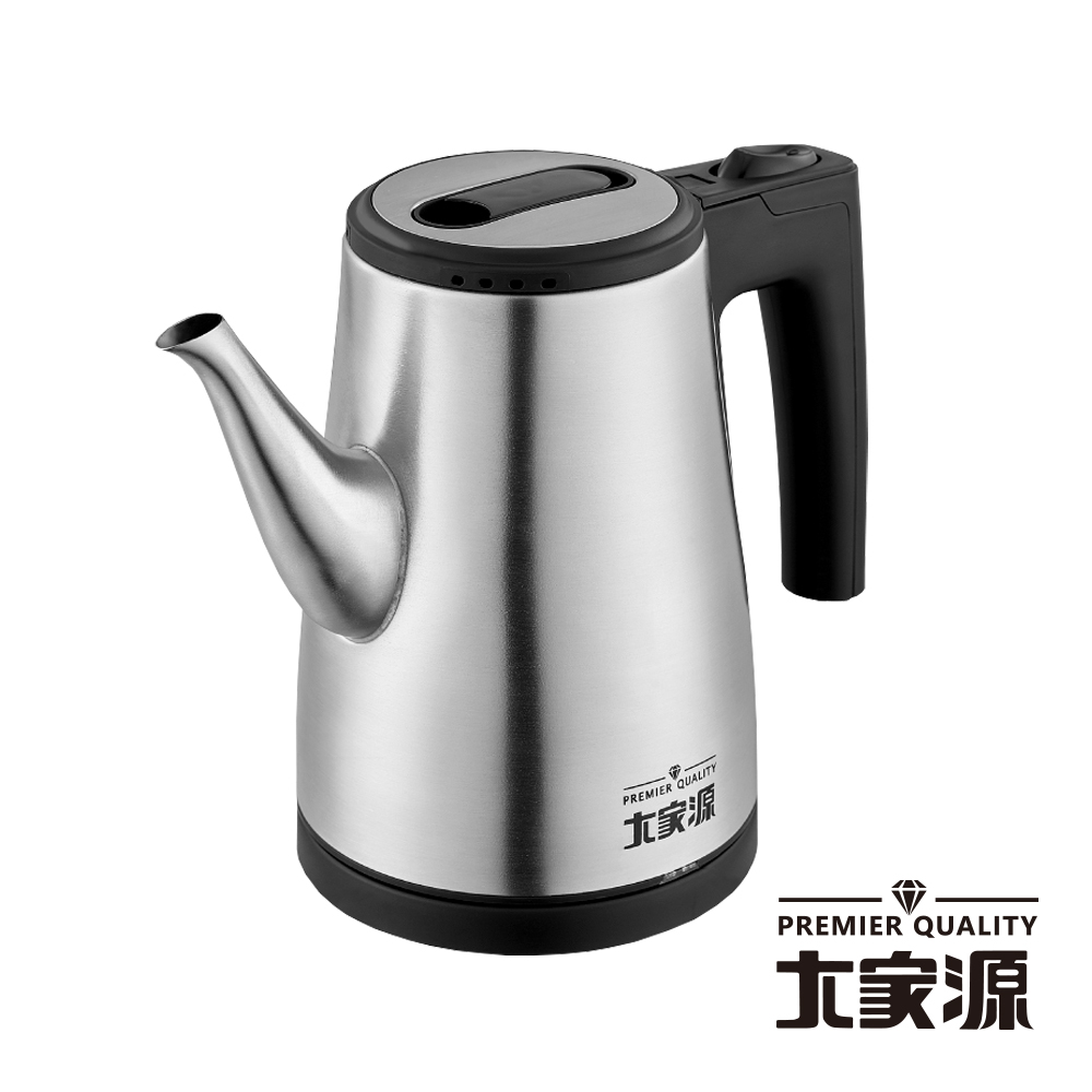 大家源 304不鏽鋼快煮壺(0.8L) TCY-2602