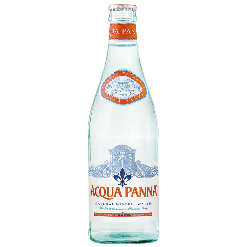 Acqua Panna普娜  天然礦泉水(500mlx24瓶)