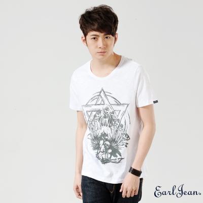 Earl Jean-六芒星聖母T-Shirt