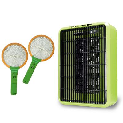 東龍吸入式電擊強效捕蚊燈TL-1401-TL-1301x2