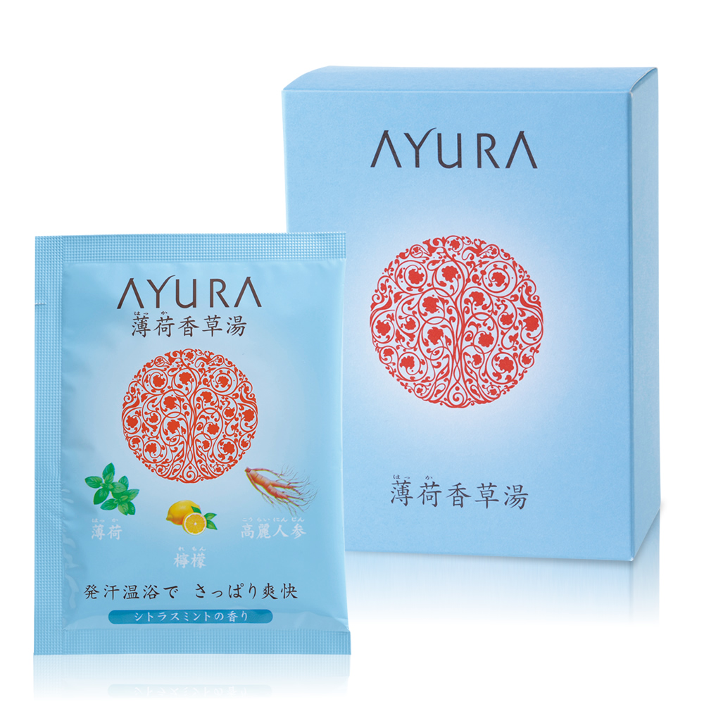 AYURA薄荷香草湯(盒)