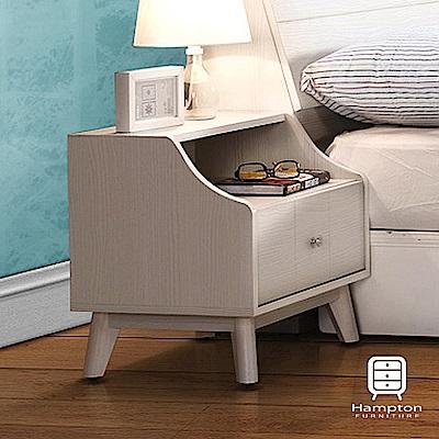 漢妮Hampton雀莉系列床頭櫃-51.5x40.5x51cm
