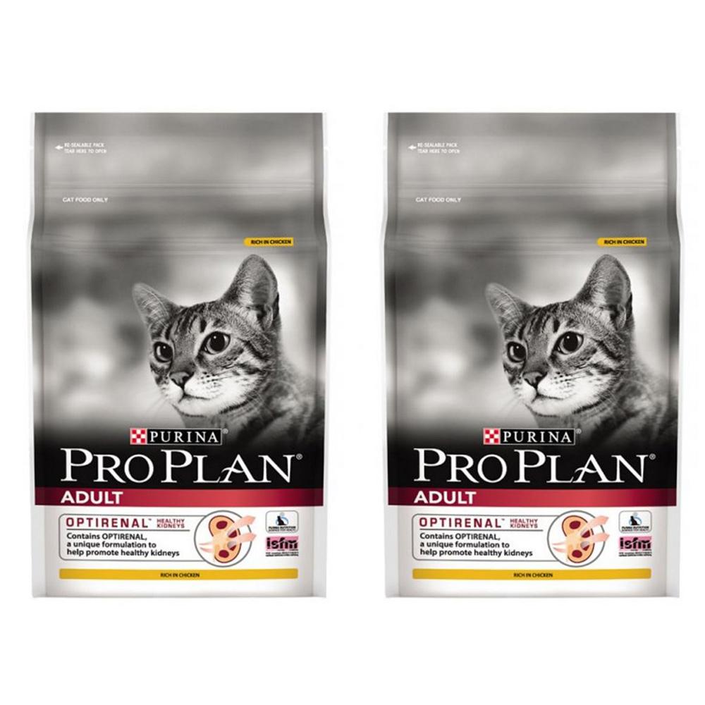 Pro Plan冠能 成貓雞肉活力提升配方 7kg X2包