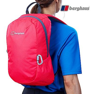 【Berghaus貝豪斯】透氣多功能15L背包T28X90-桃