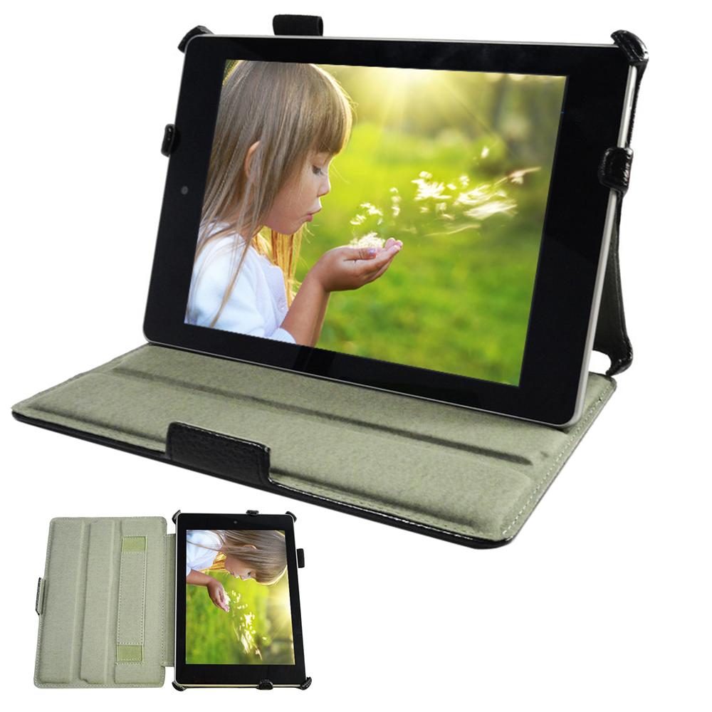 宏碁ACER ICONIA A1-810 專用頂級平板電腦皮套 可手持多角度斜立帶筆插