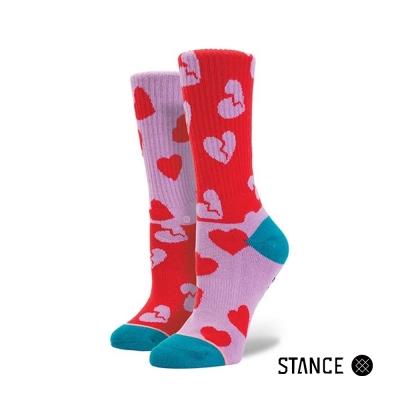 STANCE BATTLEFIELD-女襪-不對稱襪
