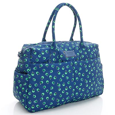 VOVAROVA空氣包-波士頓包-我的小蘋果(青森綠)-法國設計系列