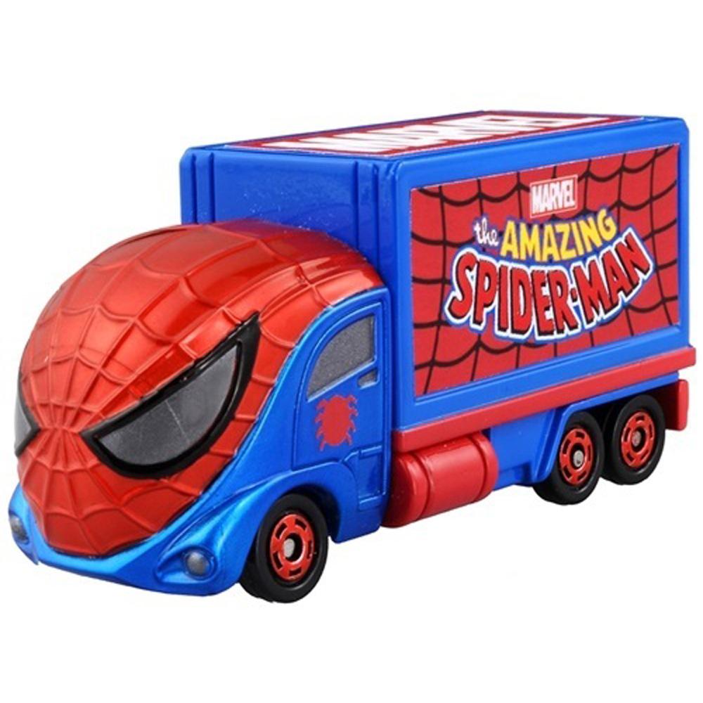 任選 DREAM TOMICA 漫威 T.U.N.E.蜘蛛人卡車 DS89700