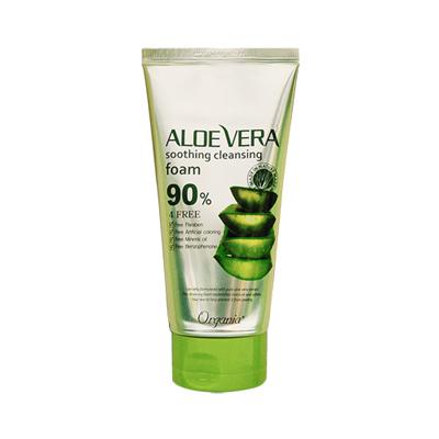 Organia歐格妮亞 95%蘆薈舒緩保濕潔面乳130g