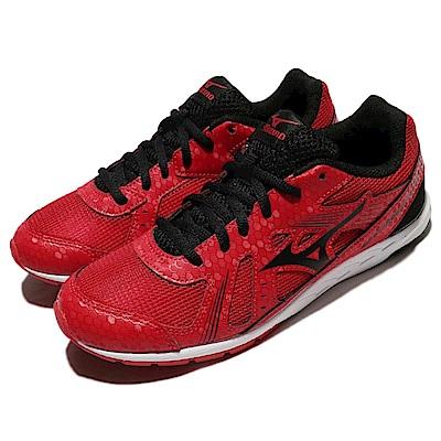 Mizuno 慢跑鞋 Maxiracer JX 女鞋