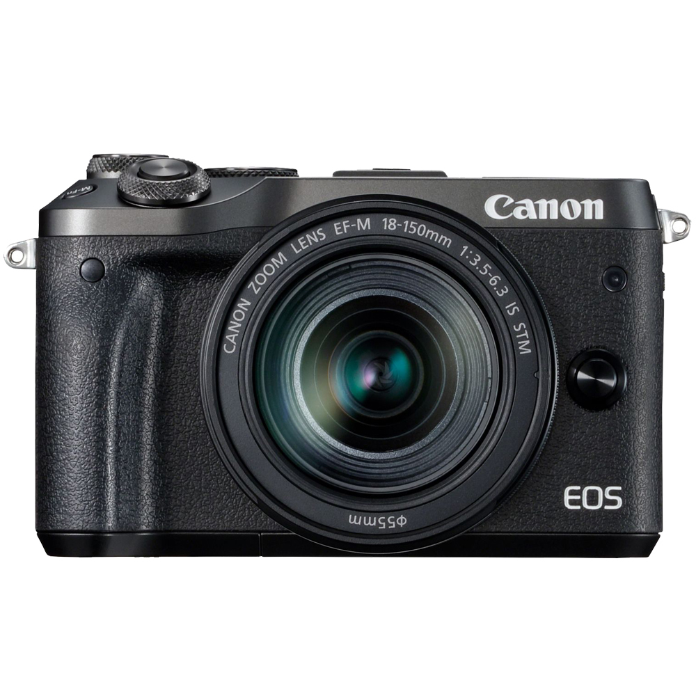 CANON EOS M6+18-150mm IS STM 單鏡組*(平輸中文)