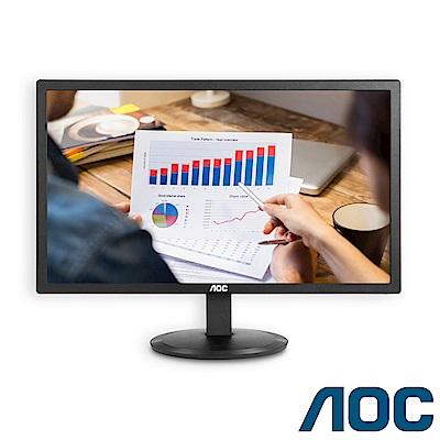 AOC 19.5吋 IPS(黑) 20型液晶顯示器I2080SW