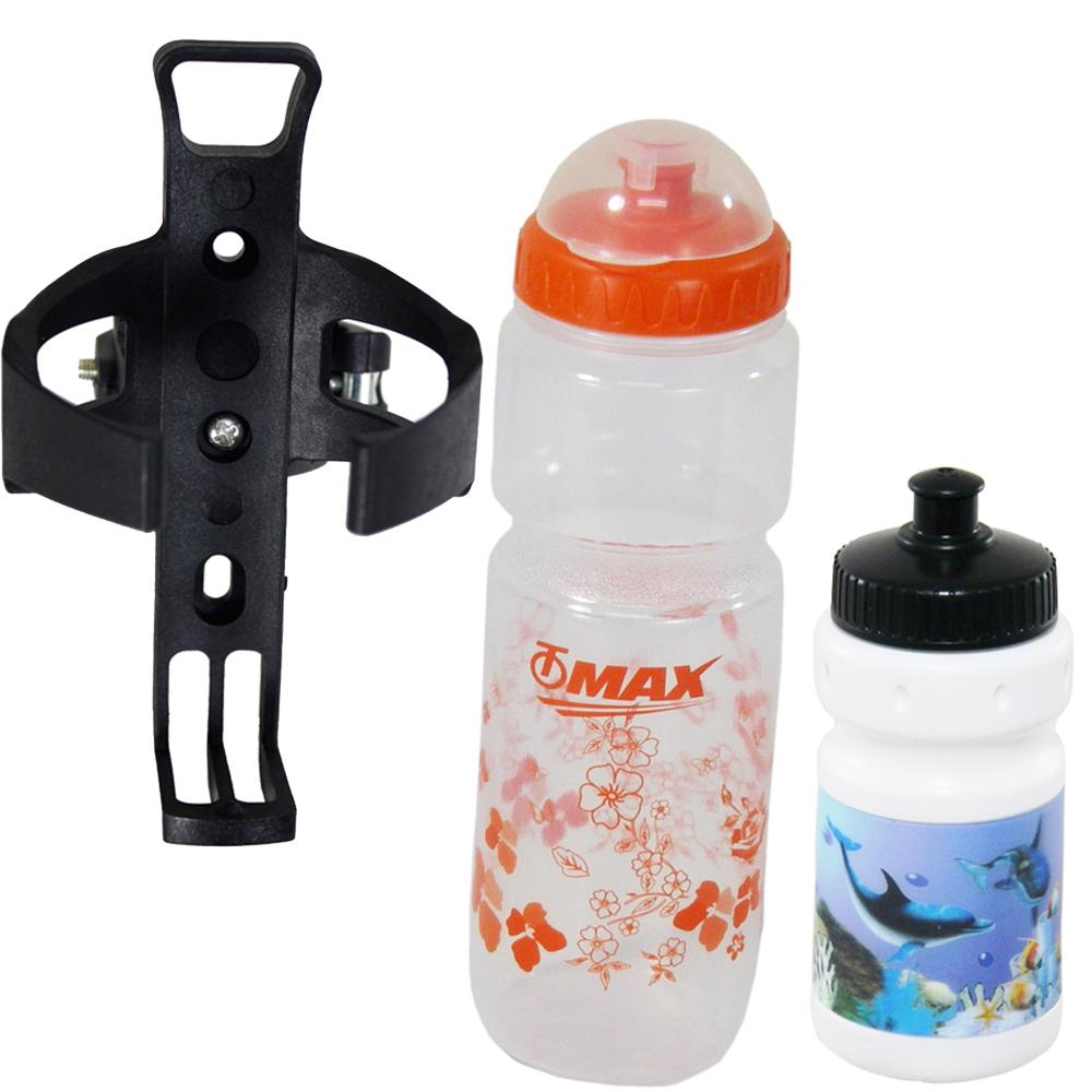 [快]omax快拆萬用水壺架+流線運動水壺+3D兒童水壺