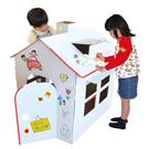 【日本CAR-BOY】自由彩繪房子(日本暢銷多年)