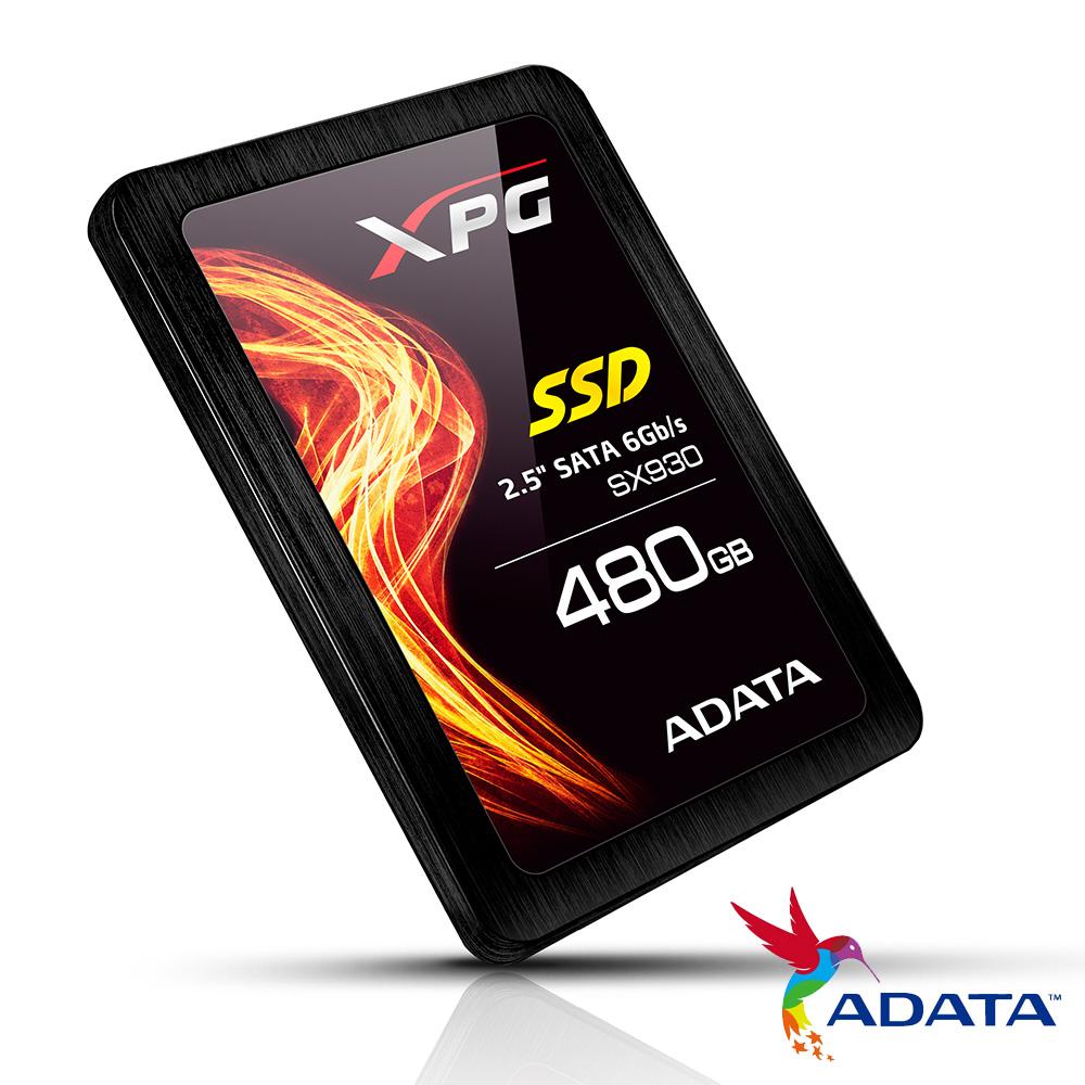 ADATA 威剛 XPG SX930-480GB SSD 2.5吋固態硬碟