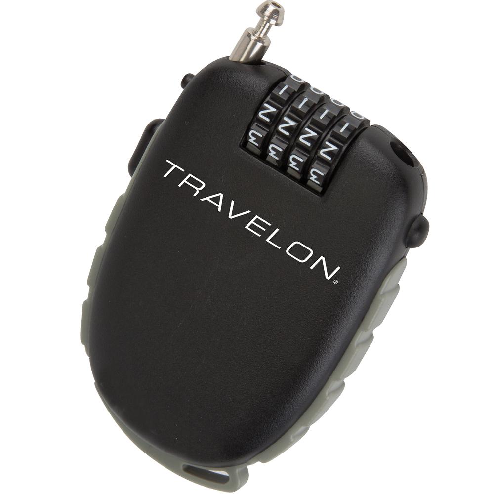 TRAVELON 彈力鋼繩密碼鎖(92.7cm)