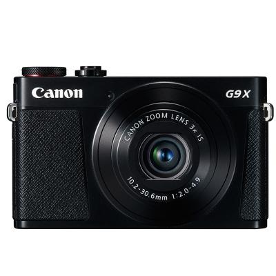 【超值組】Canon PowerShot G9 X (公司貨) - 黑色系