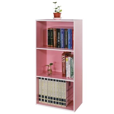 TZUMii 粉紅色三空櫃/收納櫃