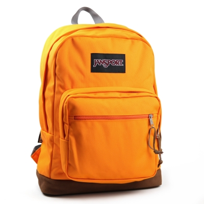 JanSport 校園背包(RIGHT PACK)-金橙色