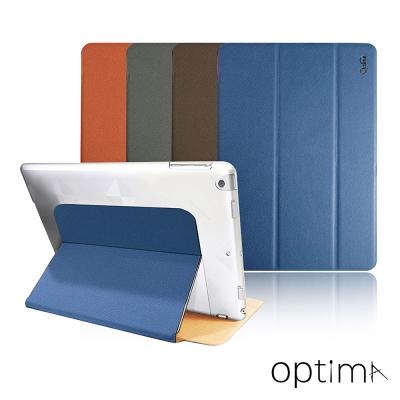 Optima iPad Air 保護殼  輕薄 多角度 可立式 丹寧紋系列