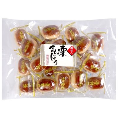 RAMAN 栗饅頭(340g)