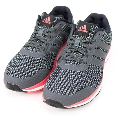 ADIDAS-MANA-BOUNCE女慢跑鞋-灰