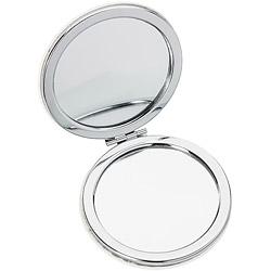 REFLECTS 圓型雙面隨身鏡(白)