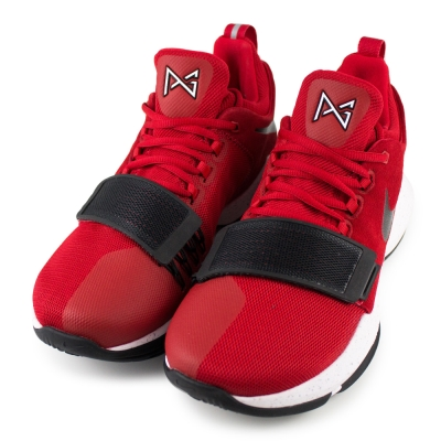 NIKE-PG 1 EP男籃球鞋878628602-紅