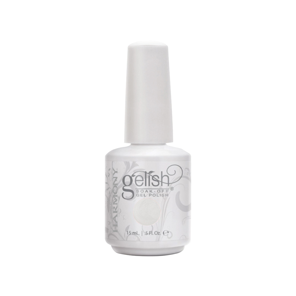 GELISH 國際頂級光撩-01879 White Gray Shimmer 15ml