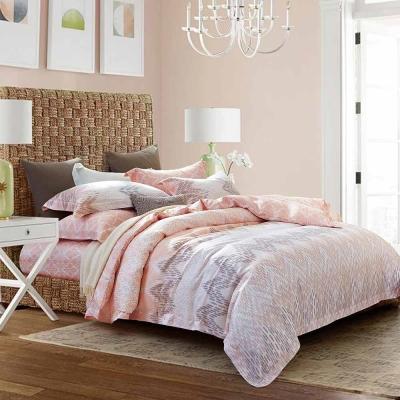 Ania Casa 天絲 TENCEL--加大鋪棉兩用被套床包四件組- 格蕾絲
