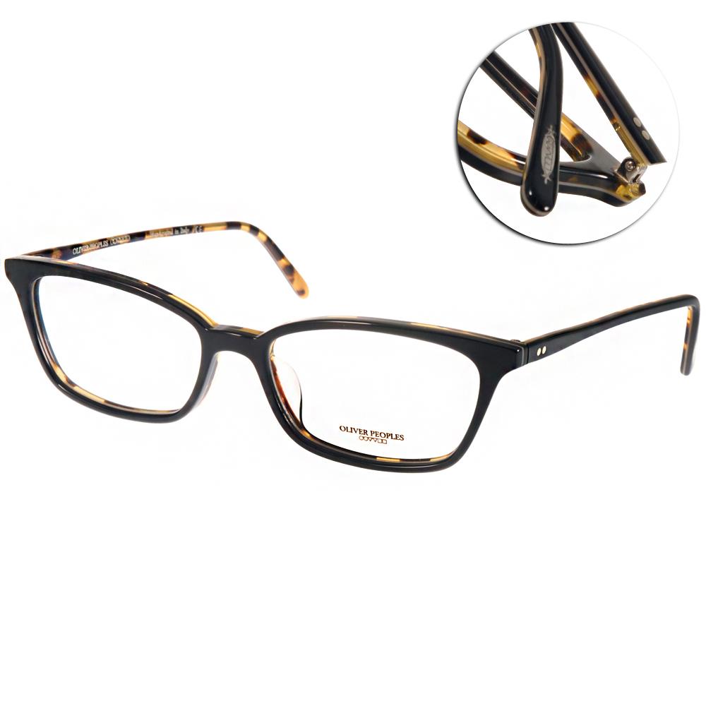 OLIVER PEOPLES眼鏡 好萊塢星鏡/黑#SCARLA 1309