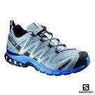 Salomon 野跑鞋 男 XA PRO 3D 藍灰