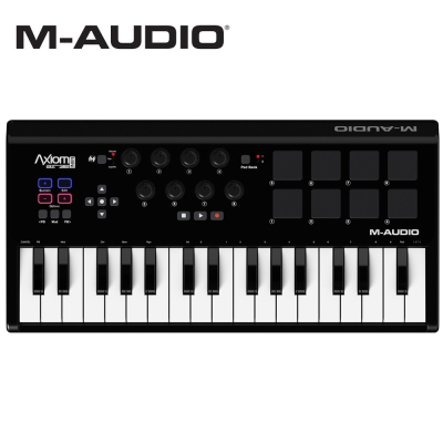 M-Audio Axiom AIR Mini 32 MIDI 鍵盤控制器