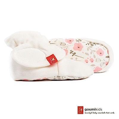 美國 GOUMIKIDS 有機棉嬰兒腳套 (魔法花園)