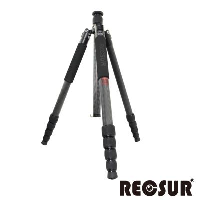 RECSUR 銳攝 RS-3325C 五節反折式碳纖維腳架-台腳<b>12</b>號