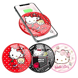 iStyle Hello Kitty 玻璃無線充電板