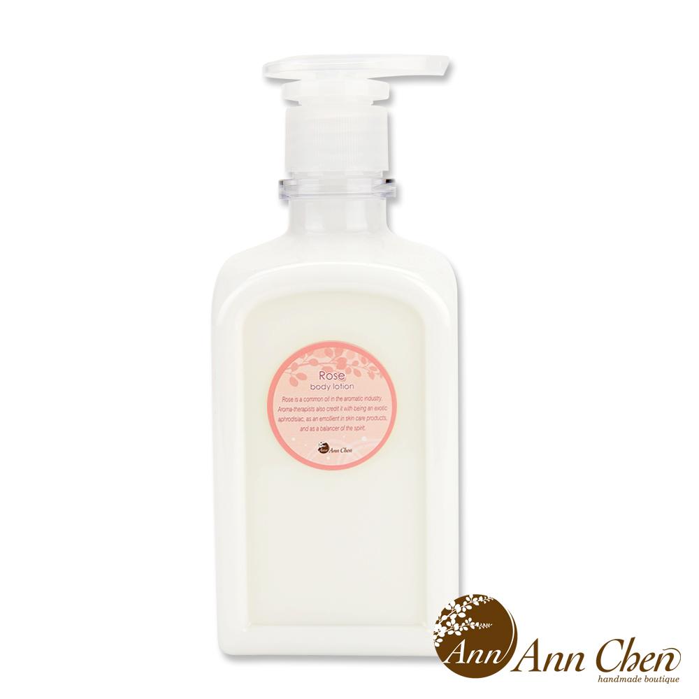 陳怡安手工皂 保濕身體乳500ml 玫瑰