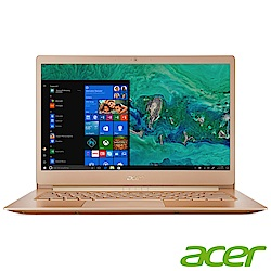 Acer SF514-52T-85PC 14吋輕薄筆電(i7-8550/16G/512G/金