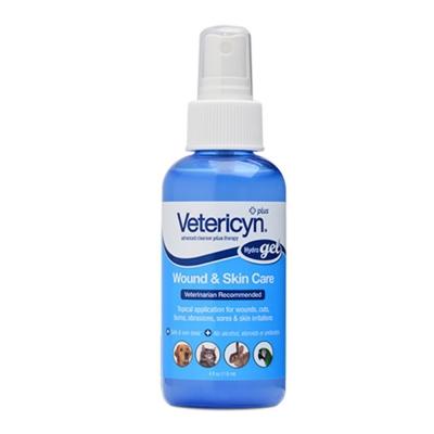 Vetericyn 維特萊森 全動物皮膚三效潔療噴劑(凝膠) 16oz(473ml)/瓶