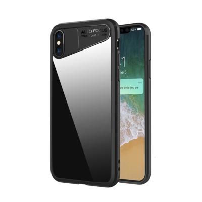 iPhone X Hybrid 防撞邊框透明手機殼