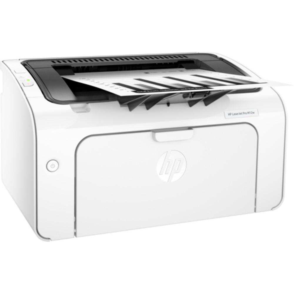 HP LaserJet Pro M12w 個人黑白雷射印表機